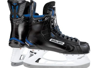 Bauer ishockey skøjte