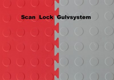 Scan-lock flise