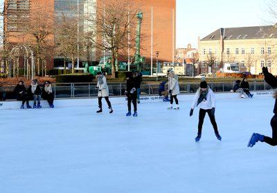 Aarhus udendørs skøjtebane