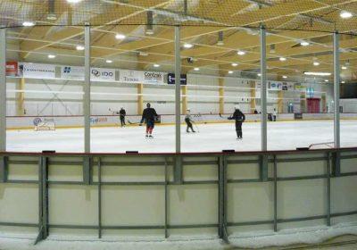 Ishockey bande
