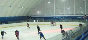 Hockey airdome